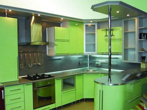 Мебель для кухни в Томске